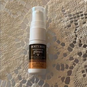 burts bees goodness glows travel size moisturizer